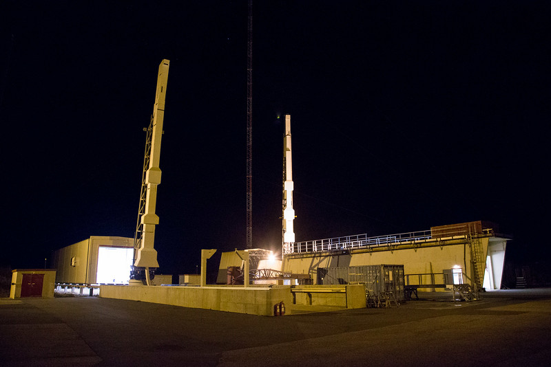 Nov 24: Two Rockets, Ready to Go