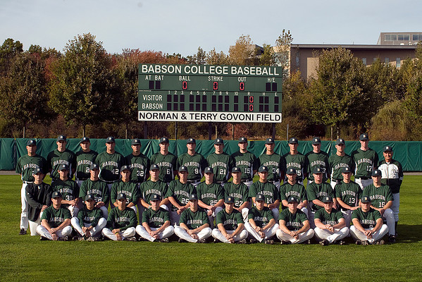 BABSON'S BEST BASEBALL 2010