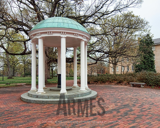 Chapel Hill Views - Fine Art Print Series
