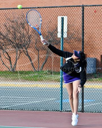 Chantilly Girls Tennis v Lack Braddock, Monday, March 14, 2011