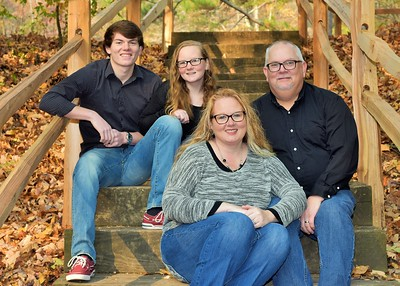 Collins Family 2016