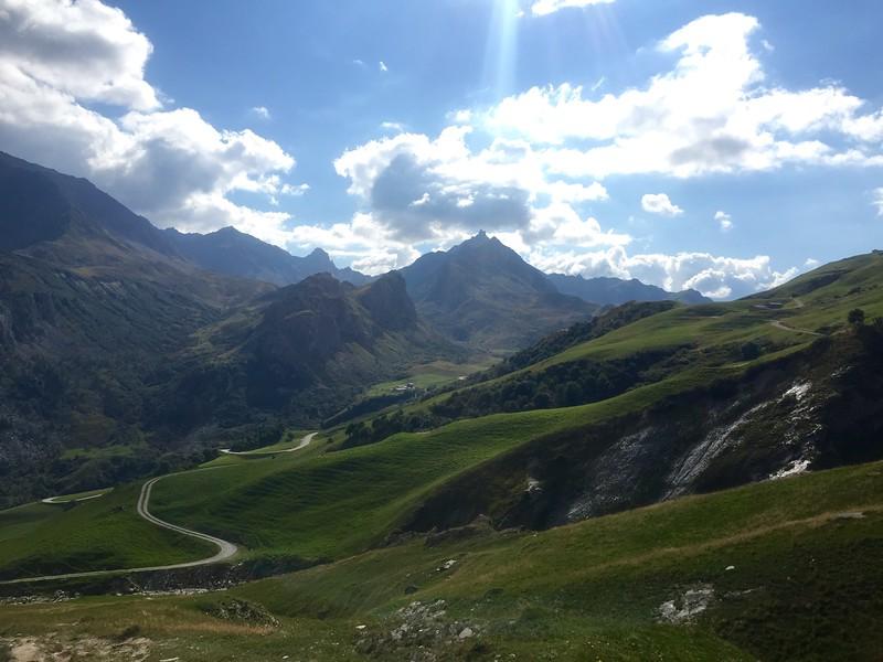Stage 2, day 2 Nant-Borrant to Les Chapieux