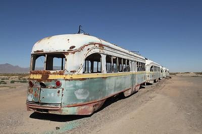 El Paso Streetcar