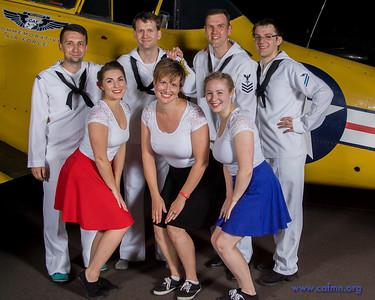 2015 Fall Hangar Dance--CAF Minn Wing