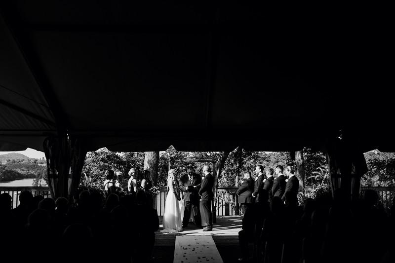 Tiffany & Kevin's Eagle Ridge Wedding