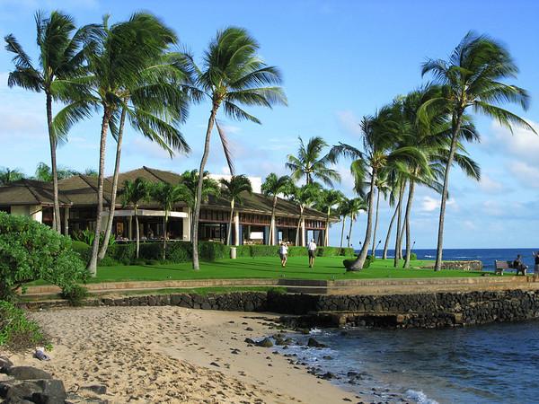 Beach House in Lawai