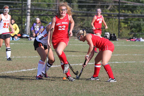OJR vs PV field hockey