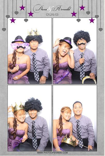 Dani + Ronald (Luxe Booth)