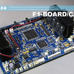 SKU: F1-BOARD/CAR/D, Double Epson XP600 Printheads Printer Carriage Control Board for FastCOLOUR ONE