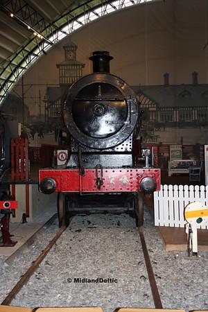 Ulster Transport Museum Cultra, 09-07-2019