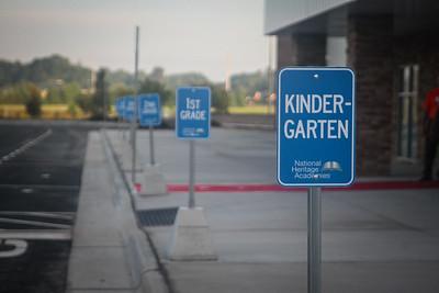 Winterville School Opening (2015-08-20)