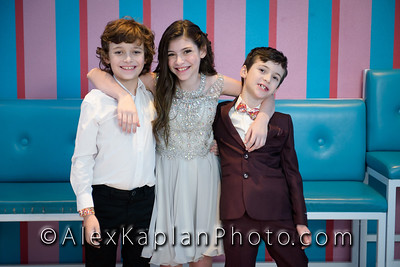 Bat Mitzvah at Dylan's Candy Bar in New York, NY