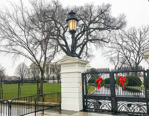 Washington DC Christmas 2016