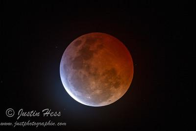 Total Lunar Eclipse 01-20-2019