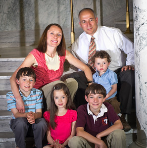 Roger & Briana's Family Pictures May 2011