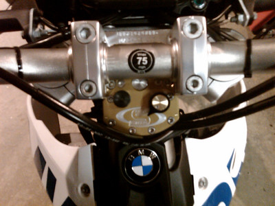 BMW G450X Submount