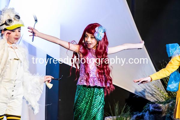 2021 Little Mermaid JR Starfish Friday 19th 7pm