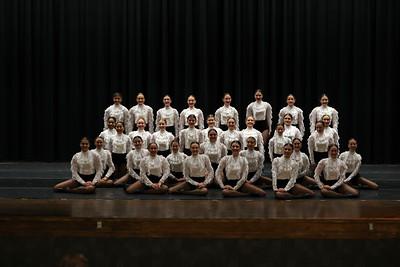 2019-11-23 Disney Dance rehearsal