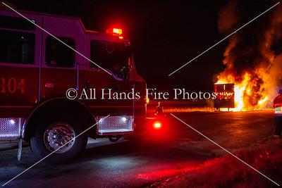 20201018 - City of Mount Juliet - Truck Fire