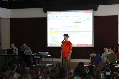 2015 Geography Bee