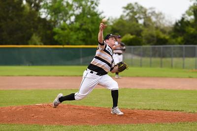 2019-03-30 - GHS Varsity Baseball vs Navasota