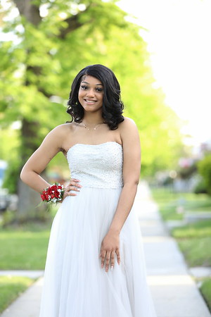 Mikayla's 2021 Prom Send Off