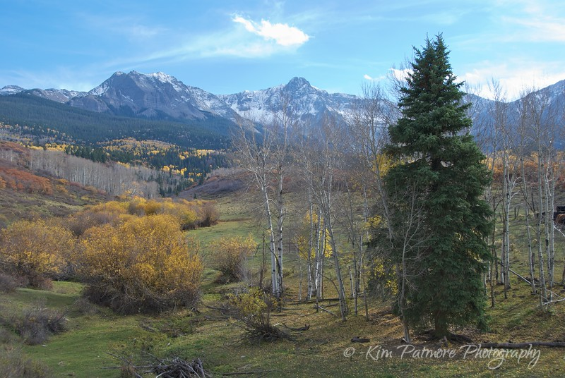 More Fall Splendor - Sneffels Range, San Juan Mountains, Colorado