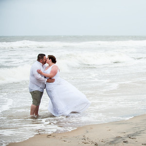 Ashley & Kevin's Trash the Dress