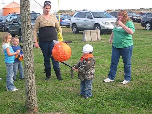 Pumpkin Works 2009