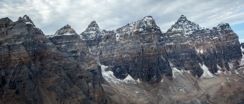 Valley of the Ten Peaks, Banff National Park, Alberta, Canada.