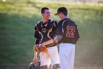 Walker Baseball 2014, Whitefield, Apr 16