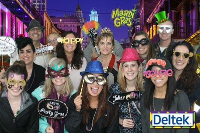 Deltek Employee Appreciation Mardi Gras 2019