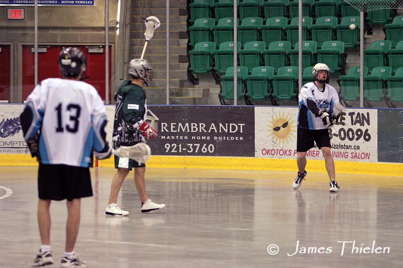 Okotoks Ice vs Calgary Wranglers May 16, 2007