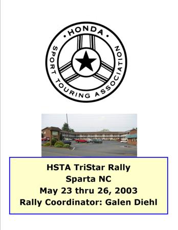2003 TriSTAR