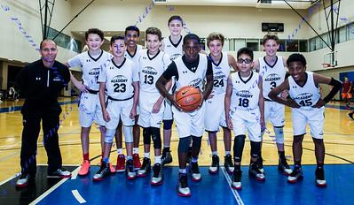 The National Basketball Academy Basketball Game - May 13, 2017