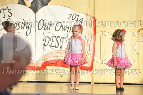 McCance Dancers 08-20-14