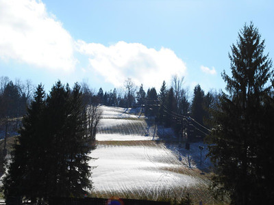 Preseason Snowmaking