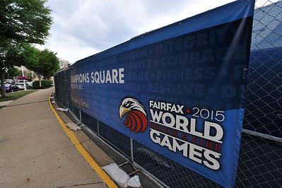 2015 Fairfax Games
