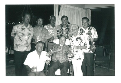 1987 Past Presidents Party 5-1-1987