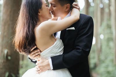 Pre-wedding | John + Yvonne