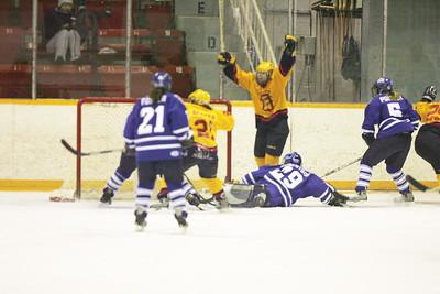 Women's Hockey - Queen's at Toronto 20050121