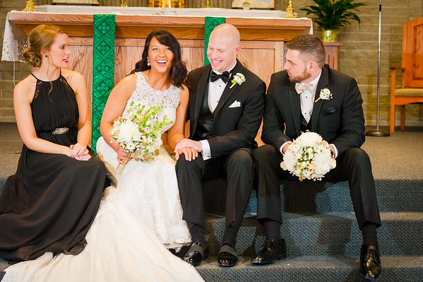 The Jasper Terrell Wedding