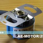 SKU: AE-MOTOR/2500P, Brushless Optical Encoder 4P 2500P/R for Medium Capacity Servo Motor