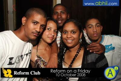 Reform - 10th October 2008
