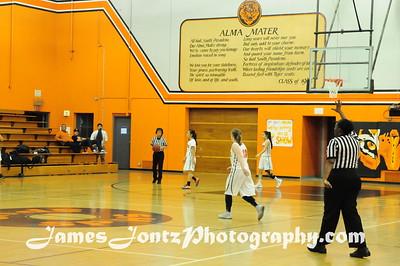 2017 Basketball Senior Night