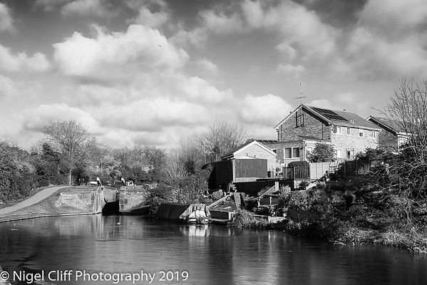 Dudley Canal Wordsley 02.02.2019