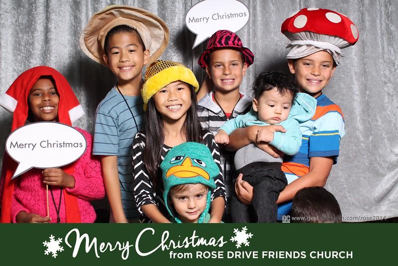 Rose Drive Friends Church-Merry Christmas 2014