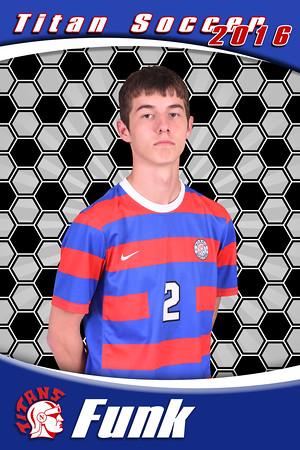 Boys Soccer Senior Banners
