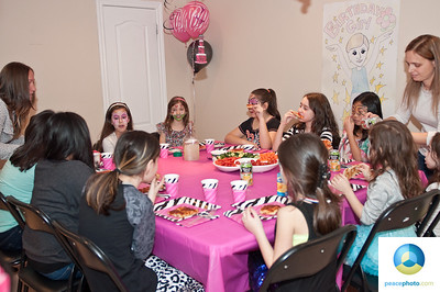 Lisa Marie 10th Birthday Party