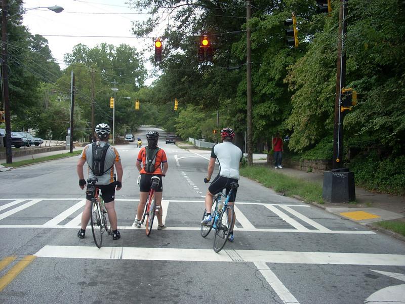 09 08-01 - Traffic lights. Grrrrrr! ev
